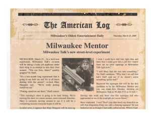 Milwaukee Mentor