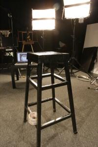 Allen Kew's famous stool
